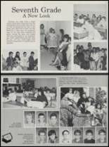 1989 Quinton High School Yearbook Page 28 & 29