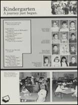 1989 Quinton High School Yearbook Page 42 & 43