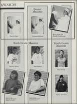 1989 Quinton High School Yearbook Page 44 & 45