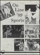 1989 Quinton High School Yearbook Page 52 & 53
