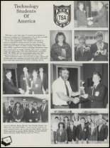 1989 Quinton High School Yearbook Page 86 & 87