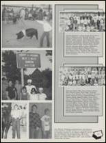 1989 Quinton High School Yearbook Page 88 & 89