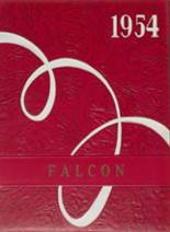 1954 Yearbook Brocket School