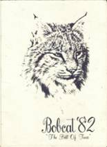 1982 Yearbook Hallsville High School