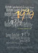 1999 Yearbook Knoxville High School