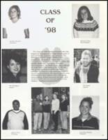 1998 Bloomfield High School Yearbook Page 22 & 23