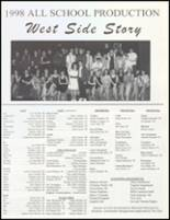 1998 Bloomfield High School Yearbook Page 146 & 147