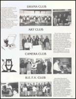 1998 Bloomfield High School Yearbook Page 164 & 165