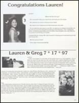 1998 Bloomfield High School Yearbook Page 276 & 277