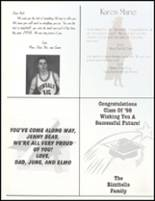 1998 Bloomfield High School Yearbook Page 292 & 293