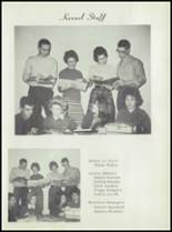 1963 Earle High School Yearbook Page 10 & 11