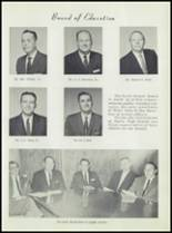 1963 Earle High School Yearbook Page 16 & 17