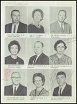 1963 Earle High School Yearbook Page 24 & 25