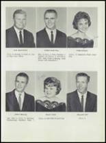 1963 Earle High School Yearbook Page 32 & 33