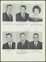 1963 Earle High School Yearbook Page 36 & 37