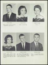 1963 Earle High School Yearbook Page 38 & 39