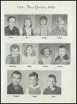 1963 Earle High School Yearbook Page 40 & 41