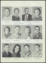 1963 Earle High School Yearbook Page 56 & 57