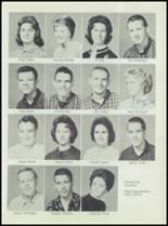1963 Earle High School Yearbook Page 60 & 61
