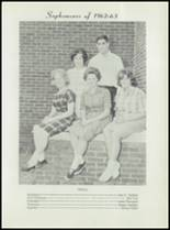 1963 Earle High School Yearbook Page 62 & 63
