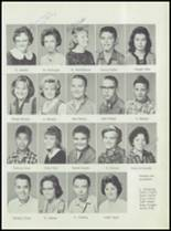 1963 Earle High School Yearbook Page 72 & 73