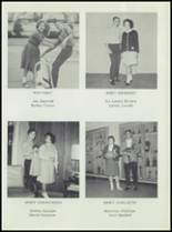 1963 Earle High School Yearbook Page 90 & 91
