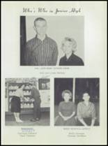 1963 Earle High School Yearbook Page 96 & 97