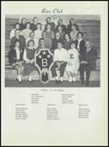1963 Earle High School Yearbook Page 120 & 121