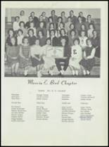 1963 Earle High School Yearbook Page 124 & 125