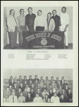 1963 Earle High School Yearbook Page 126 & 127