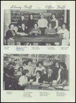 1963 Earle High School Yearbook Page 132 & 133