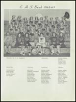 1963 Earle High School Yearbook Page 138 & 139