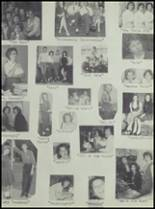1963 Earle High School Yearbook Page 142 & 143
