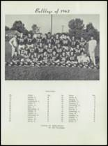 1963 Earle High School Yearbook Page 152 & 153