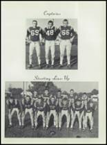 1963 Earle High School Yearbook Page 154 & 155