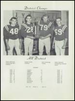 1963 Earle High School Yearbook Page 156 & 157