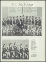 1963 Earle High School Yearbook Page 160 & 161