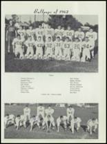 1963 Earle High School Yearbook Page 168 & 169