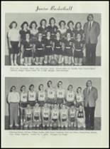1963 Earle High School Yearbook Page 170 & 171