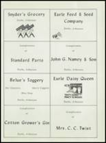 1963 Earle High School Yearbook Page 208 & 209
