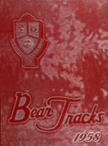 1958 Yearbook John Marshall High School