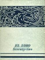1972 Yearbook Basic High School