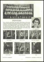 1955 Reliance High School Yearbook Page 10 & 11