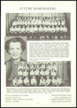 1955 Reliance High School Yearbook Page 16 & 17