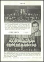 1955 Reliance High School Yearbook Page 18 & 19