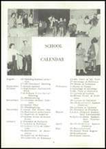 1955 Reliance High School Yearbook Page 20 & 21