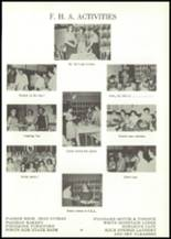 1955 Reliance High School Yearbook Page 22 & 23