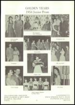 1955 Reliance High School Yearbook Page 24 & 25
