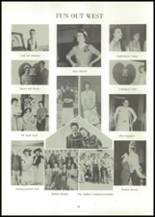 1955 Reliance High School Yearbook Page 32 & 33
