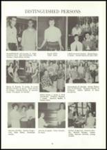 1955 Reliance High School Yearbook Page 34 & 35